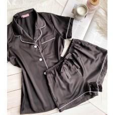мод 083 Рубашка (Короткий рукав) +шорты -083-3