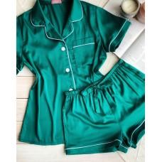 мод 083 Рубашка (Короткий рукав) +шорты -083-5
