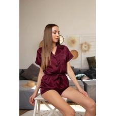 мод 083 Рубашка (Короткий рукав) +шорты -083-9