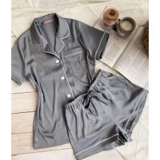 мод 083 Рубашка (Короткий рукав) +шорты -083-10