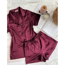 мод 083 Рубашка (Короткий рукав) +шорты -083-12