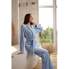 Невероятно нежные и прятные к телу бархатные пижамки. Не упусти возможность заказать пижамку по скидке!!! Качественный пошив! Модель 090-20